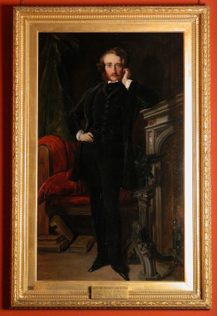 Edward George Earle Lytton (formerly Lytton - Bulwer), 1st Baron Lytton (1803-1873)