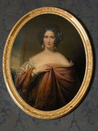 Mary Ann Viney-Evans, Viscountess Beaconsfield (1792-1872)