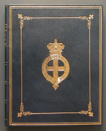 Statutes of the Order of the Garter, 1862