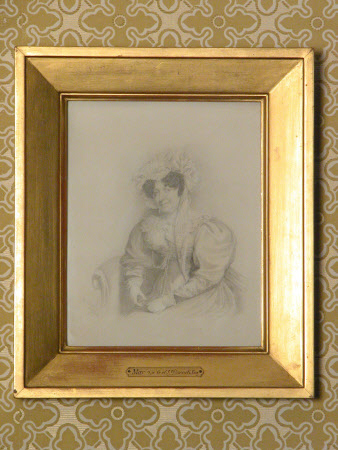 Maria Basevi, Mrs Isaac D'Israeli (1774/5-1847)