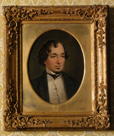 Benjamin Disraeli, Earl Beaconsfield, MP, PC, FRS, KG (1804-1881)