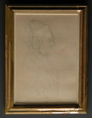 Sarah Syprut de Gabay Villa Real, Mrs Benjamin D'Israeli (1742/3-1825)