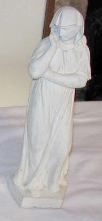 A Veiled Female Figure