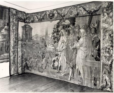 A Procession to the Temple of Janus (Numa Pompilius)