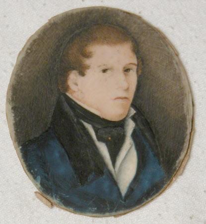 James Cottell (fl.1827-1829)
