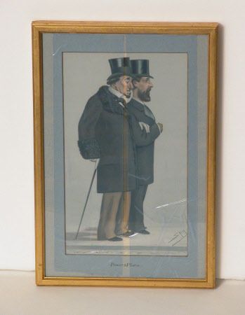 Power and Place: Benjamin Disraeli, 1st Earl of Beconsfield, MP, PC, FRS, KG (1804-1881) with ...