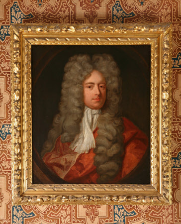 Called Sir Richard Brooke, 2nd Bt (d.1709) , really Sir Thomas Brooke, 3rd Bt (c.1664 - 1739)