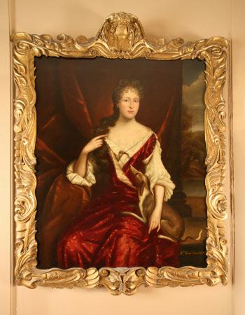 Susanna Sanderson, Mrs Peter Vansittart (d.1725)