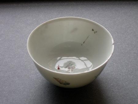 Saucer dish