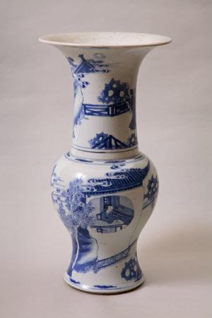 """Gu""-shaped beaker vase"