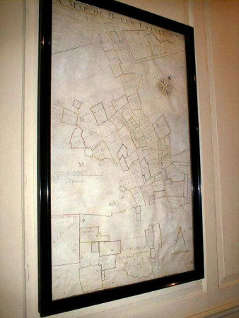 A map of Hough Estate