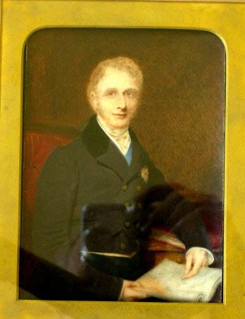 John Cust, 1st Earl Brownlow and Viscount Alford, KG (1779-1853)