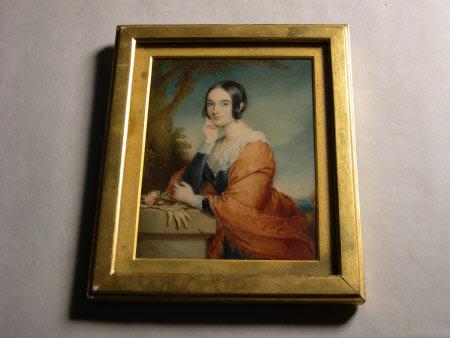 Lady Marian Margaret Compton, Viscountess Alford (1817-1888) (after Sir Francis Grant)
