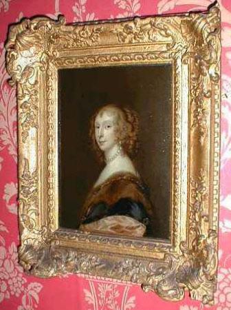 Portrait of Mary Hill Lady Killigrew Anthonis van Dyck nobiltà donne B a1 00560