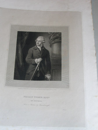 Philip Yorke I, MP (1743–1804) (after Thomas Gainsbsorough)