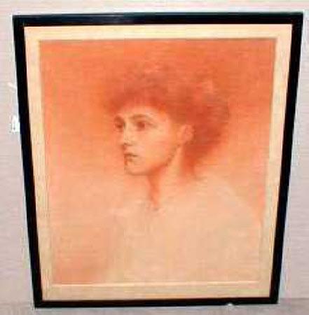 Emmelina (Nina) Welby Gregory, Mrs Henry (Harry) Cust (1867-1915)