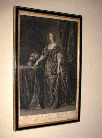 Queen Henrietta Maria (1609–1669) (after Sir Anthony Van Dyck)