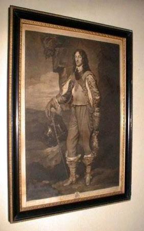 Sir Thomas Wharton (c.1614-1684) (after Sir Anthony Van Dyck)