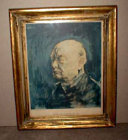 Sir Winston Churchill (1874 - 1965)