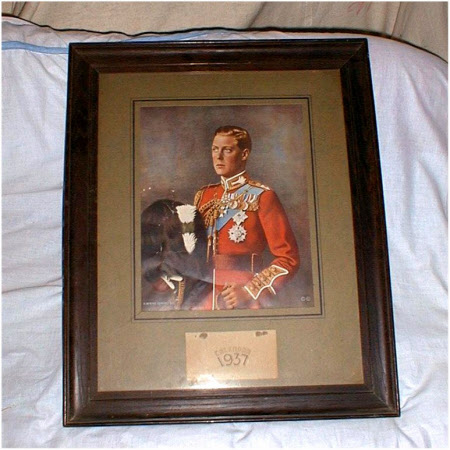 The Prince of Wales later King Edward VIII, Duke of Windsor (1894-1972)