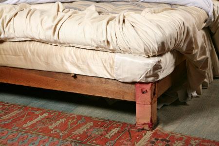 Box spring mattress