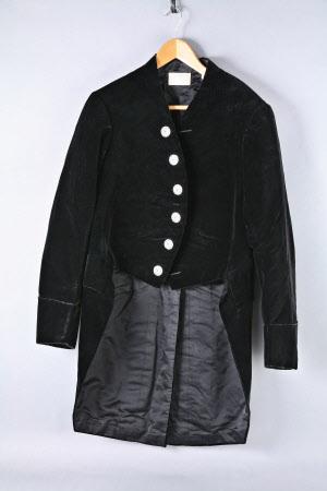 Court dress coatee