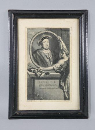 King Henry VIII (1491-1547) (after Adriaen van der Werff)