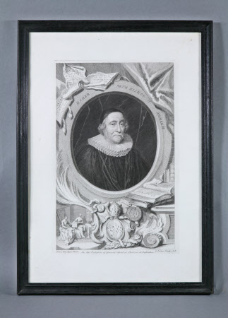 James Ussher (1580-1656) Archbishop of Armagh (after Sir Peter Lely)