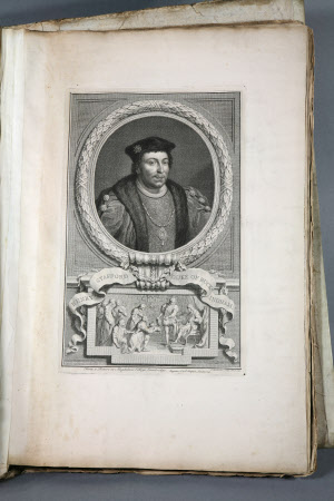 Edward Stafford, 3rd Duke of Buckingham (1478-1521) (after Hans Holbein the younger)