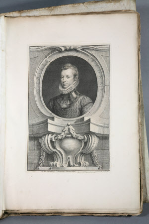 Sir Philip Sidney (1554-1586) (after Isasac Oliver)