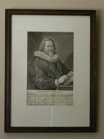 Gerardus Joannes Vossius (1577-1649)