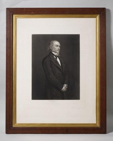 The Rt Hon. William Ewart Gladstone MP (1809-1898) (after Sir John Everett Millais RA)