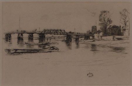 Battersea Bridge, London