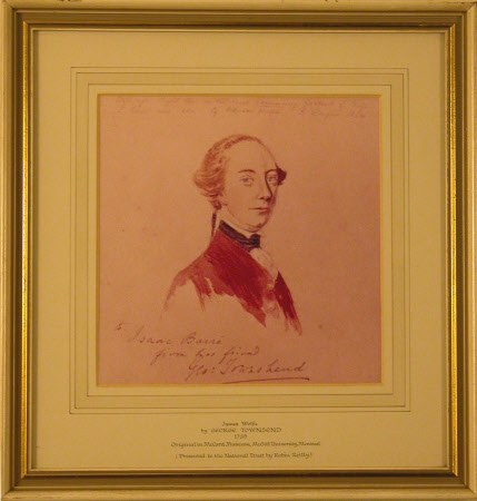 General James Wolfe (1727-1759)