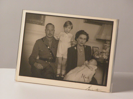 Prince Henry William Frederick Albert, Duke of Gloucester (1900–1974),Princess Alice Christobel ...