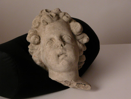 Head of a Child (fragment)