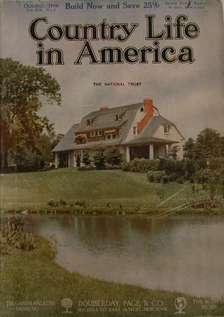 Country Life in America: October 1908
