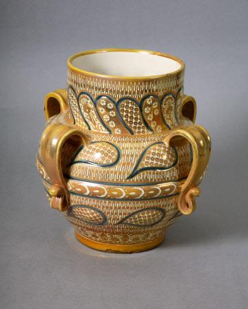 Baluster vase