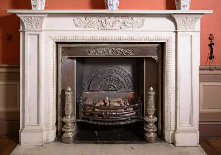 Chimneypiece, Great Gallery, Dunham Massey