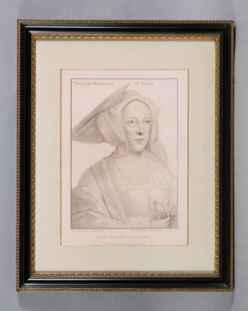 Margaret Wotton, Marchioness of Dorset (1517-1535) (after Hans Holbein)