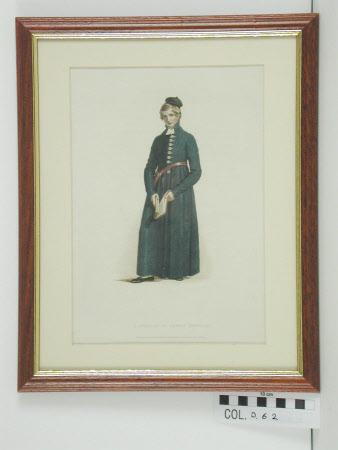 A Scholar of Christ Hospital (after Thomas Unwins)