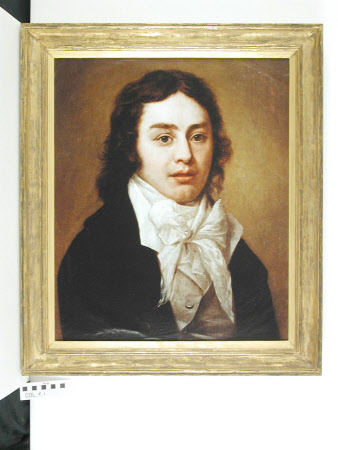 Samuel Taylor Coleridge (1772 - 1834) by Peter Vandyke
