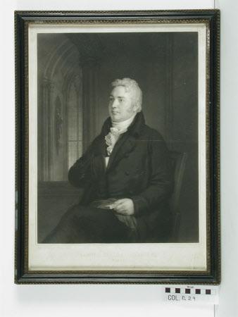 Samuel Taylor Coleridge (1772 - 1834) (after Washington Allston)