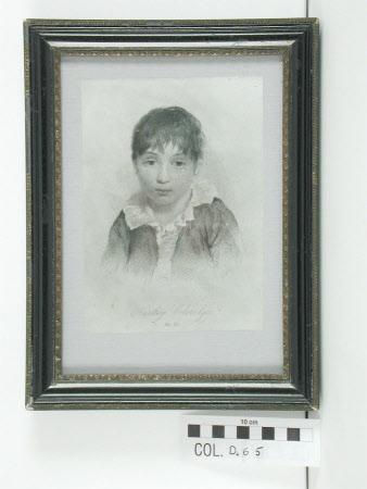 David Hartley Coleridge (1796-1849) as a boy