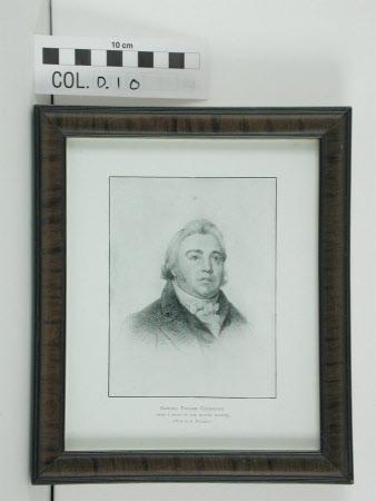 Samuel Taylor Coleridge (1772 - 1834) (after Charles Robert Leslie)