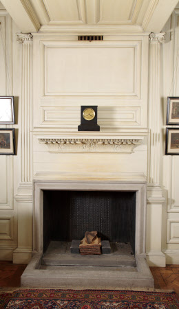 Chimneypiece, Billiard Room, Dunham Massey
