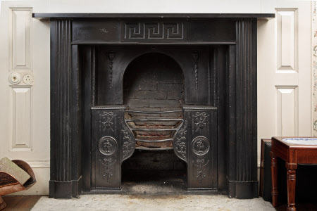 Chimneypiece, St Thomas Bedroom, Dunham Massey
