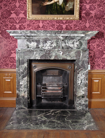Chimneypiece, Queen Anne Room, Dunham Massey