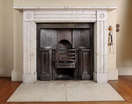 Chimneypiece, Study Anteroom, Dunham Massey