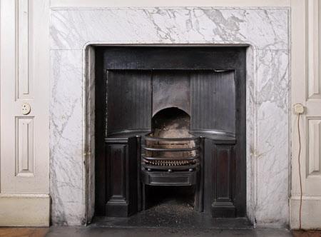 Chimneypiece, Study, Dunham Massey